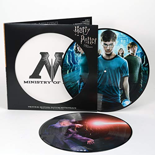 Nicholas Hooper - Harry Potter and the Order of the Phoenix OST Picture Disc Exclusive Vinyl [Condition VG+NM]