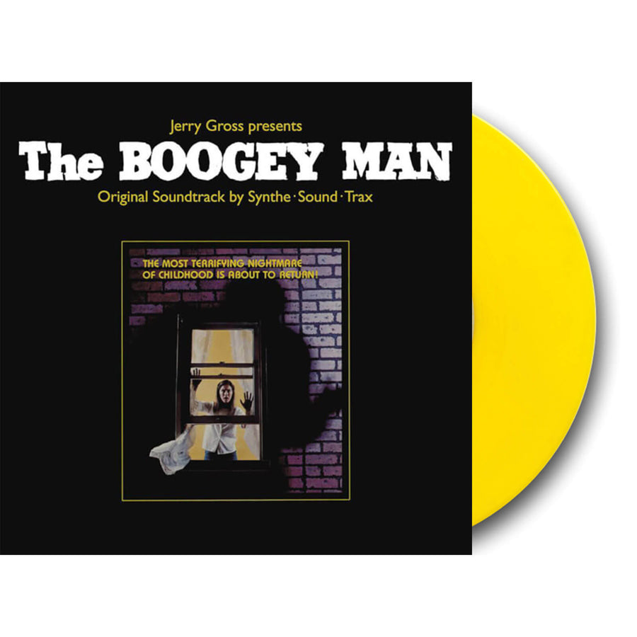 The BoogeyMan Original Movie Soundtrack Exclusive Highlighter Yellow Vinyl #300