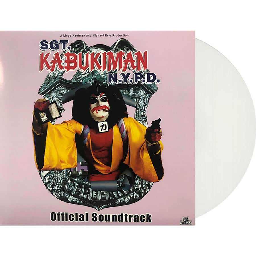 Various ‎– Sgt. Kabukiman NYPD Soundtrack
