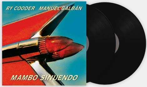 Mambo Sinuendo (Exclusive Limited Club Edition Hand Numbered Vinyl)