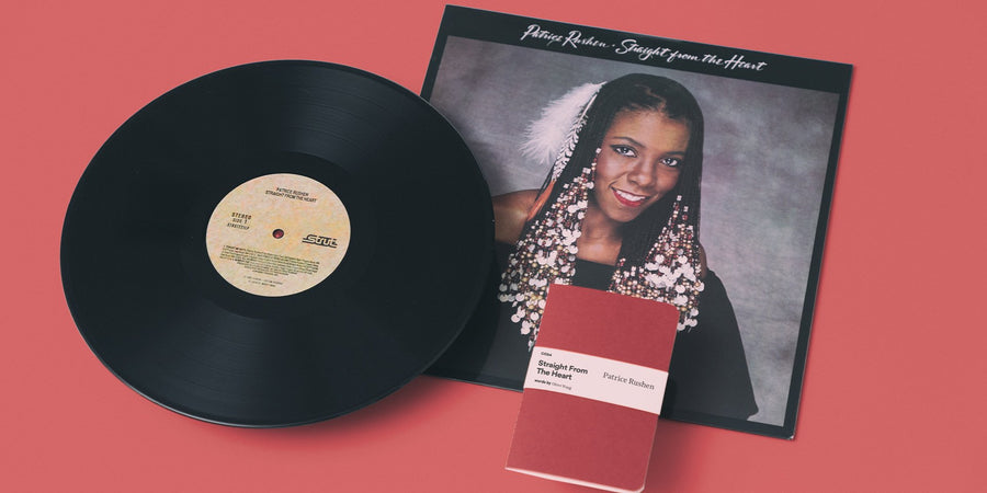 "Patrice Rushen - Straight From The Heart Exclusive Black Viny with 12"" Booklet [Club Edition]"