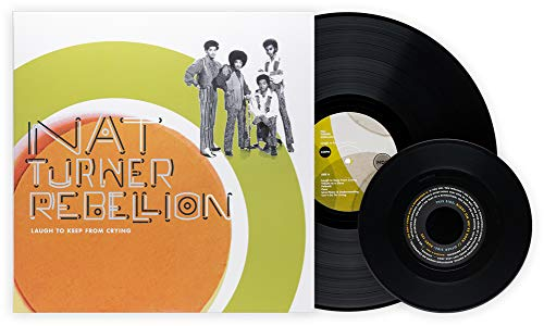 Nat Turner Rebellion - Laugh To Keep From Crying Exclusive Bundle With Bonus 7