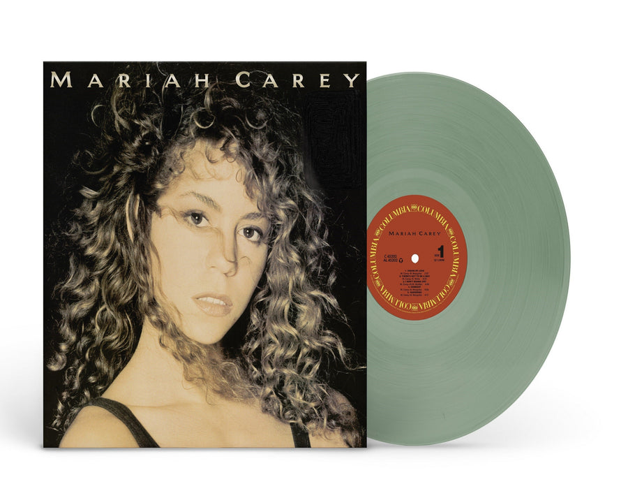 Mariah Carey - Mariah Carey Exclusive Limited Edition Glass Bottle Vinyl [LP_Record]