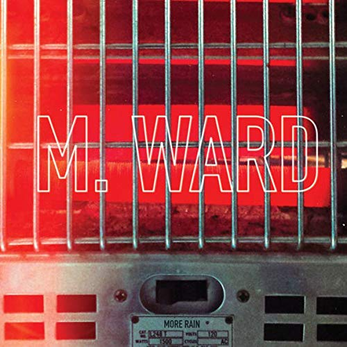 M. Ward - More Rain with Signed Poster Exclusive Viny LP