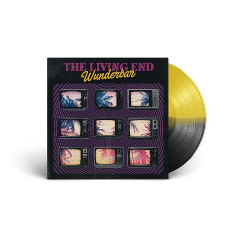 Living End, The - Wunderbar Limited Edition Exclusive Yellow + Black Vinyl