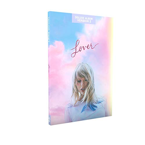 Lover Deluxe Album Version 2 [Audio CD] Taylor Swift