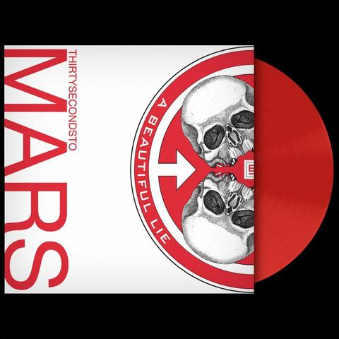 Thirty Seconds To Mars - A Beautiful Lie Limited Edition Exclusive Hot Pink Vinyl