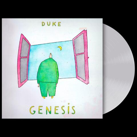 Genesis - Duke Limited Edition Exclusive Clear Vinyl