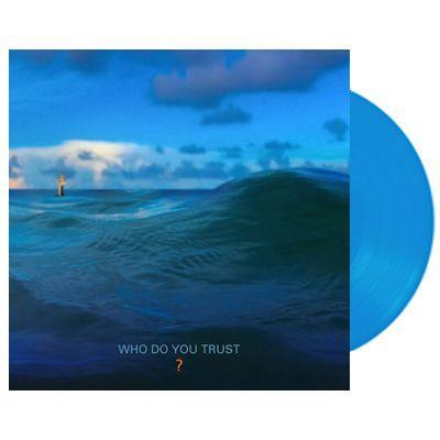 Papa Roach - Who Do You Trust? Limited Exclusive Blue Vinyl