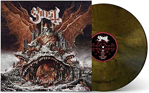 Ghost - Prequelle (Exclusive Metallic Marble Semi-Translucent Vinyl)