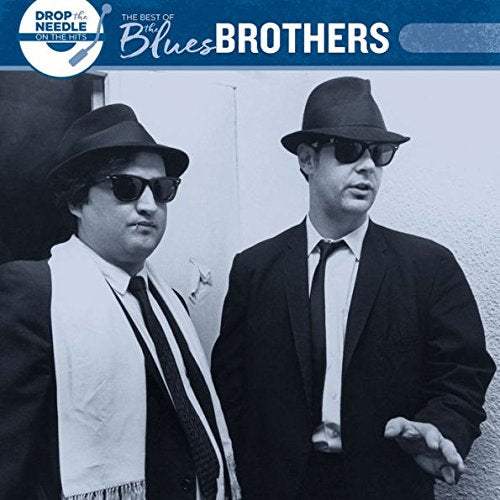 The Blues Brothers - Drop the Needle On the Hits Best of the Blues Brothers Exclusive Vinyl LP [Condition VG+NM]