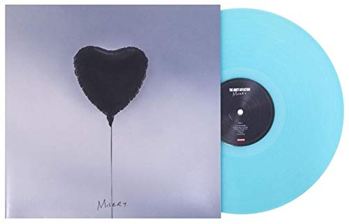 Misery (Limited Edition Electric Blue Vinyl) (Explicit)
