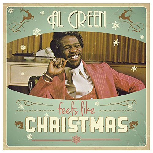 Al Green - Feels Like Christmas Snow Exclusive White Color Vinyl LP