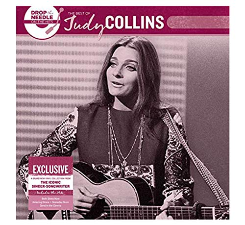 Judy Collins - Drop the Needle On the Hits Best of Judy Collins Exclusive LP [Condition VG+NM]