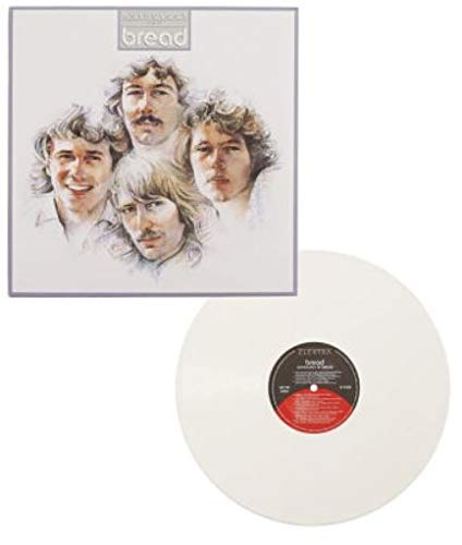 Bread - Anthology Of Bread Exclusive Limited Edition White Color Vinyl