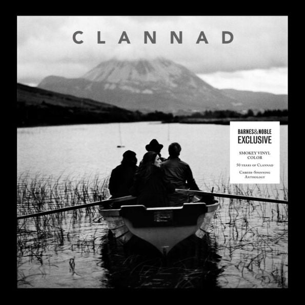Clannad - In A Lifetime Exclusive Smokey Color Vinyl