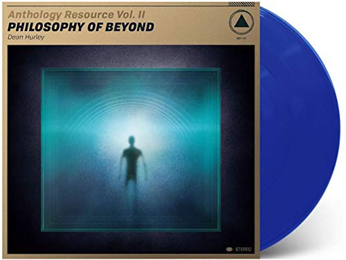 Anthology Resource Vol. II: Philosophy Of Beyond - Exclusive Limited Edition Hand Numbered Blue Smoke Vinyl LP W/ Alternate Screen Printed & Wax Sealed Wrap Around Sleeve (Cassette Included)
