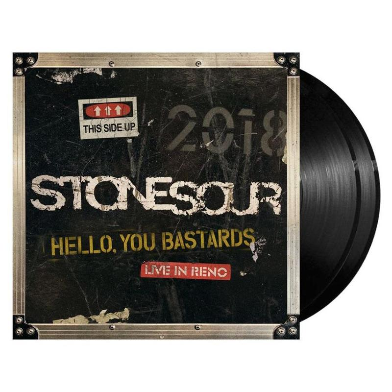 Stone Sour - Hello, You Bastards: Live In Reno Limited Exclusive 180 Gram Vinyl