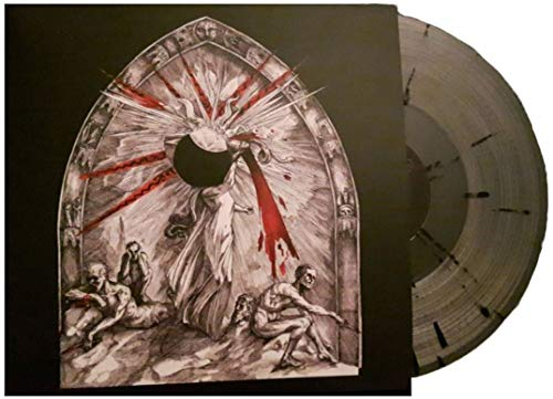 Nexion - Limited Edition White w/ Black Splatter Vinyl LP (#/120) [Condition-VG+NM] [Vinyl] Nexion