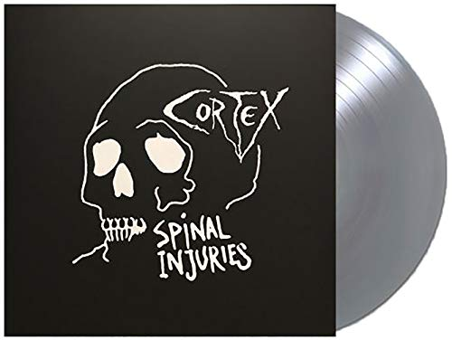Spinal Injuries - Exclusive Limited Edition Hand Numbered Silver Vinyl LP (7