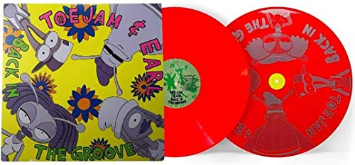 ToeJam & Earl: Back in the Groove! Soundtrack - Exclusive Limited Edition Magenta Red 2x Vinyl LP #/250 [Condition-VG+NM] [Vinyl] Cody Wright; Nick Stubblefield and Various Artists