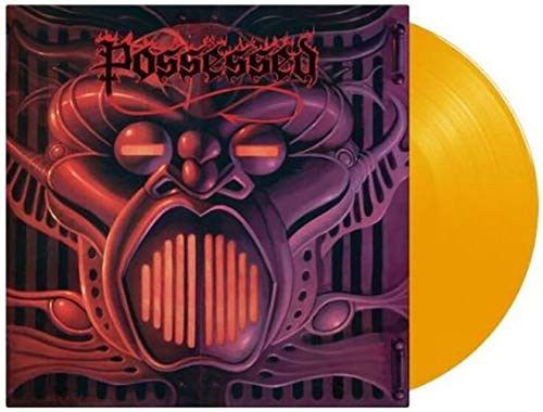 Beyond the Gates - Exclusive Limited Edition Opaque Yellow Vinyl LP #/300 [Vinyl] Possessed and Various Artists