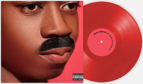 Pretty face - Exclusive Club Edition Rose Red Colored Vinyl LP #/500 [Vinyl] Deem Spencer and Various Artists