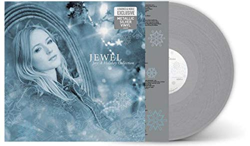Jewel - Joy: A Holiday Exclusive Collection Silver Metallic Vinyl Album