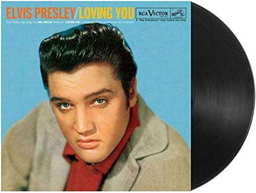Loving You (Exclusive 180 Gram Vinyl) [Vinyl] Elvis Presley