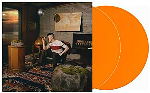 Rich Brian - The Sailor Exclusive Limited Edition Orange Colored 2x Vinyl LP