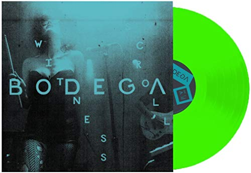 Witness Scroll - Exclusive Limited Edition Glow In The Dark Vinyl LP [Vinyl] Bodega
