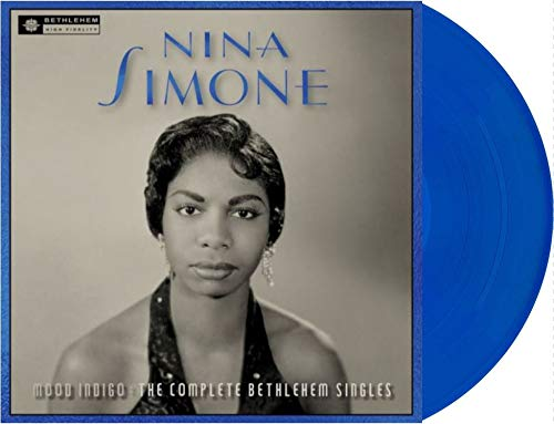 "Mood Indigo: The Complete Bethlehem Singles [Exclusive Blue Vinyl] [Bonus 7""]"