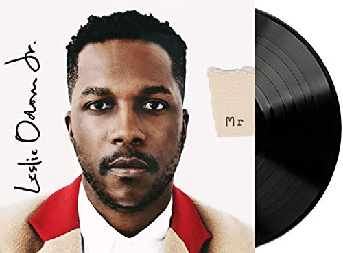 Leslie Odom Jr. and Various Artists - Mr. Exclusive Limited Edition Black Colored Vinyl LP [Vinyl]