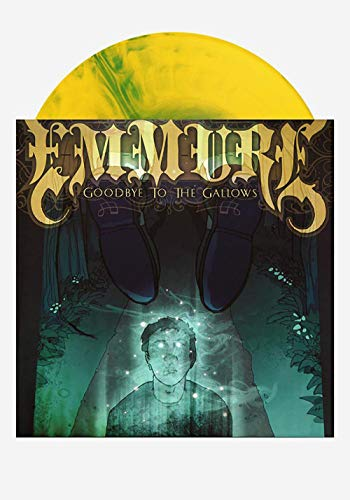 Goodbye To The Gallows - Exclusive Limited Edition Yellow & Green Starburst Color Vinyl LP #/150 [Vinyl] Emmure and Various Artists