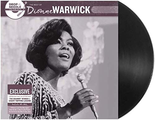 Drop the Needle on the Hits: The Best of Dionne Warwick - Exclusive Limited Edition Vinyl LP [Condition-VG+NM] [Vinyl] Dionne Warwick