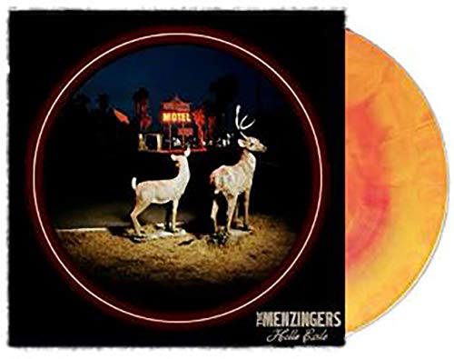 Hello Exile - Exclusive Limited Edition Orange Sunburst Vinyl LP With 7