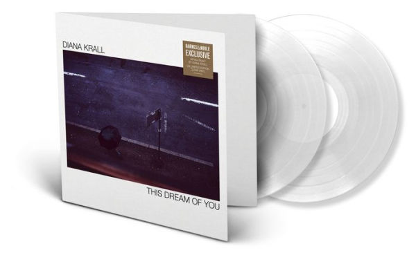 Diana Krall - This Dream Of You Exclusive Limited Edition Clear Vinyl [LP_Record]