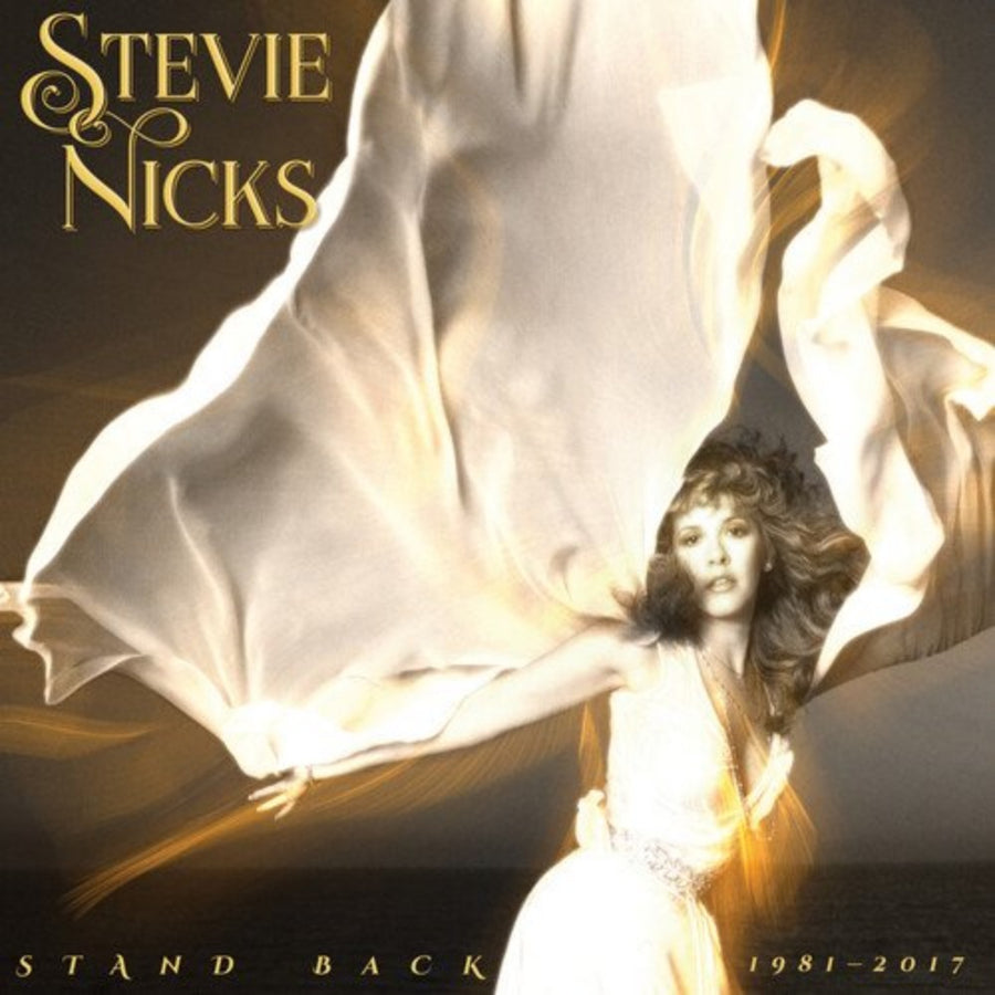 Stevie Nicks - Stand Back Exclusive 2LP Vinyl Album Limited Edition Record