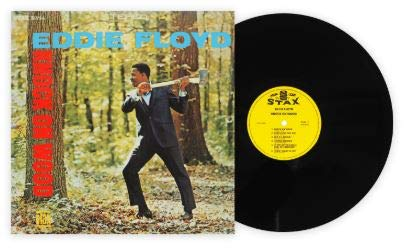 Eddie Floyd - Knock On Wood (Exclusive Club Edition 180g Black vinyl) [vinyl] Eddie Floyd