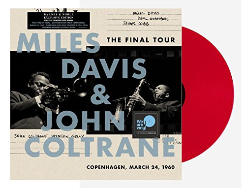 The Final Tour: Copenhagen, March 24, 1960 [Exclusive Red Color Vinyl]