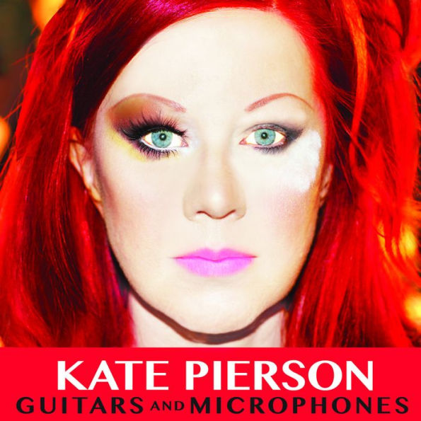 Kate Pierson - Guitars and Microphones Exclusive Vinyl [Condition VG+NM]