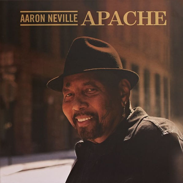 Aaron Neville - Apache Exclusive Vinyl LP Special Edition [Condition VG+NM]