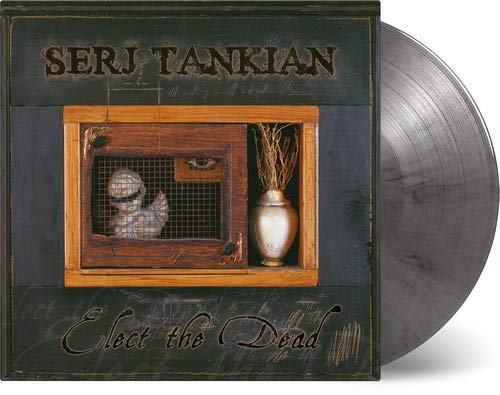Serj Tankian ‎– Elect The Dead Limited edition Silver Marbeled Vinyl