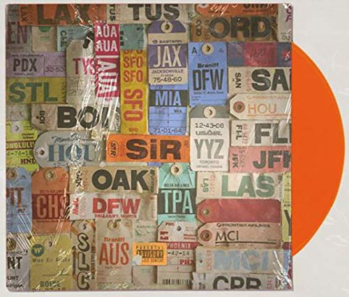 Chasing Summer - Exclusive Limited Edition Orange Colored Vinyl LP #/3000 [lp_record] SiR,Various Artists