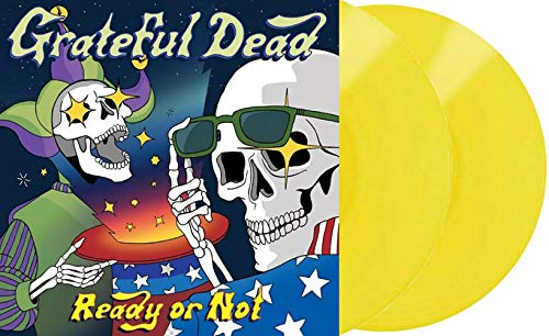 Grateful Dead and Various Artists - Ready or Not Exclusive Limited Edition Yellow Colored 2x Vinyl LP