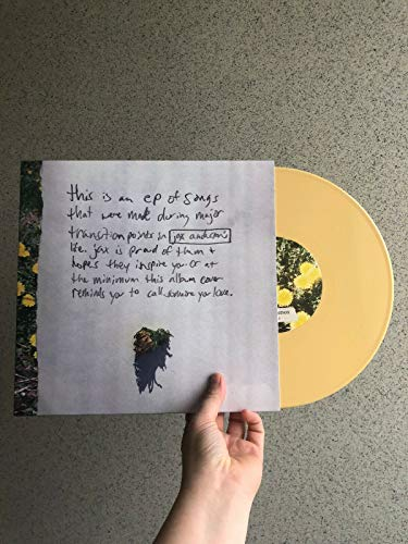 Heal EP - Exclusive Limited Edition Mustard Yellow Color 10
