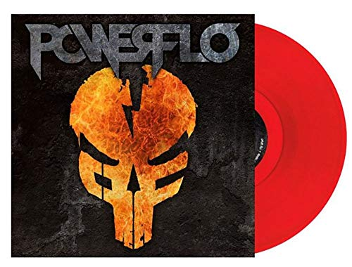 Powerflo - Exclusive Limited Edition Red Vinyl LP [Condition-VG+NM] [Vinyl] Powerflo