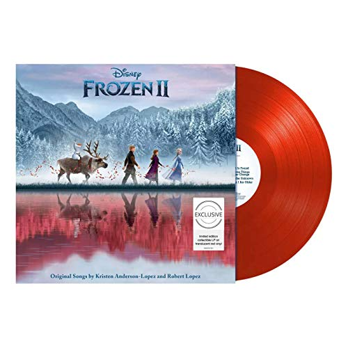 Original Motion Picture Soundtrack [Vinyl] Frozen 2 Exclusive Vinyl