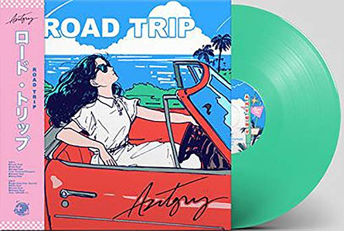 Road Trip - Exclusive Limited Edition Green Colored Vinyl LP [Condition-VG+NM] [Vinyl] AnTgry and Various Artists