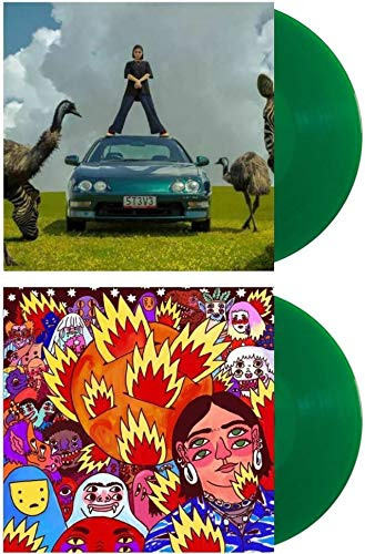Benee - Fire on Marzz / Stella & Steve Limited Edition Green Vinyl Album LP Record #/1500